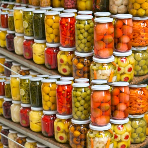 Canned Fruits