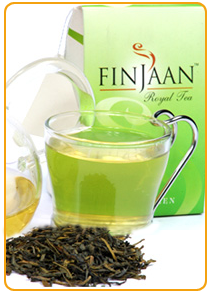 Finjaan Chai Green – The HealthTeas