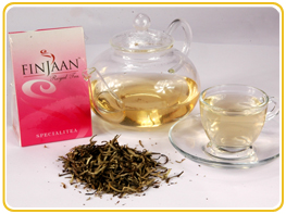 Finjaan Speciali'Teas - Natural White Teas