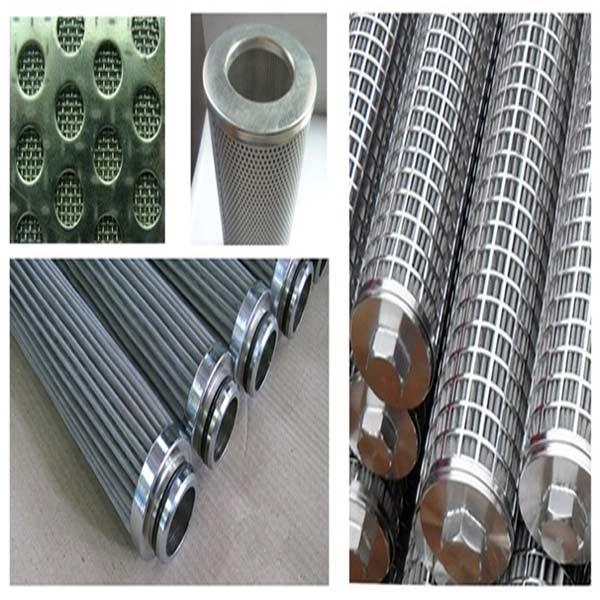 Wire Mesh Disc Slits