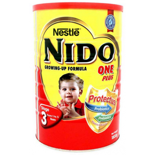 Red Cap Nido Milk Powder Manufactured from Holland