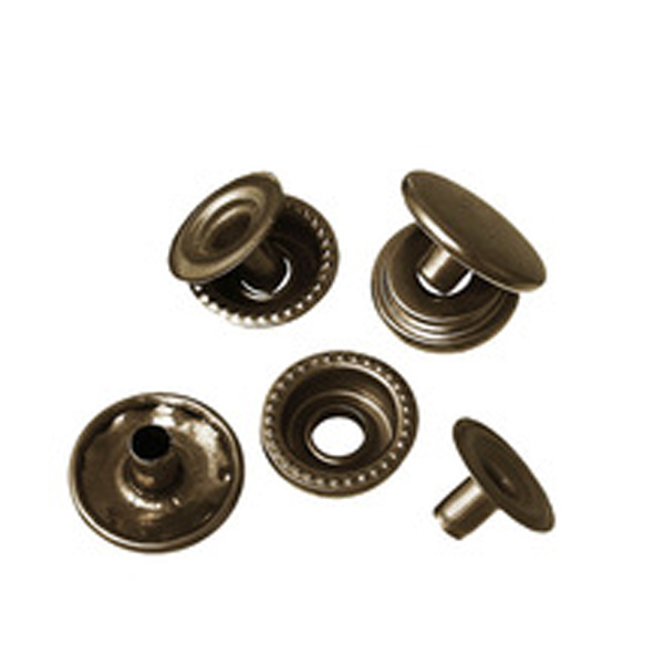 Metal Snap Fastener Button