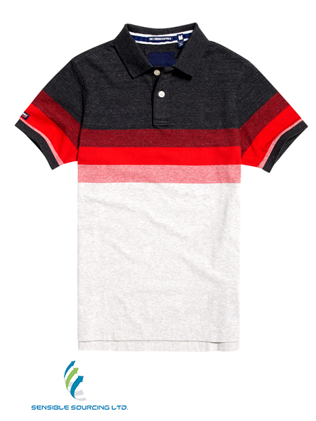 Yarn Dyed Polo shirt for Men