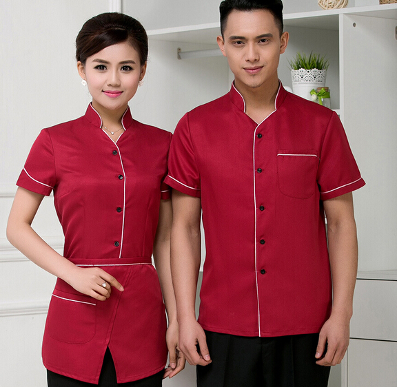 2016 China Manufacturer wholesale customize uniform for cleaning