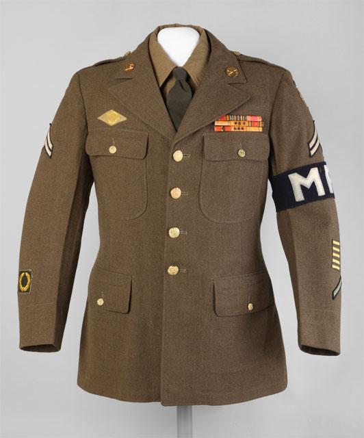 Custom made military bodyguard army uniform