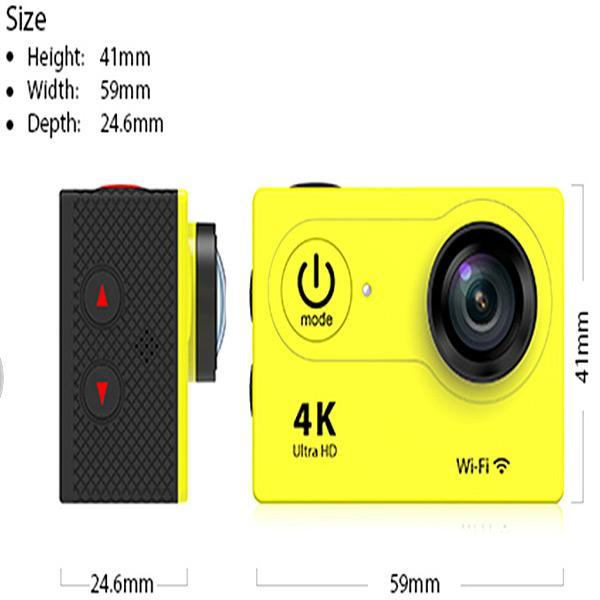 waterproof camera with wifi