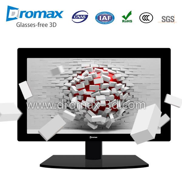 3D Advertising Display