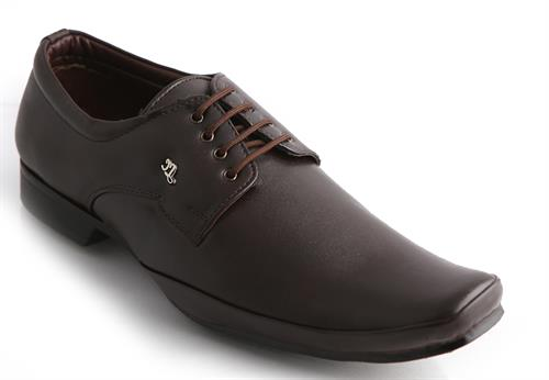Cusp simple business dress lace up top brand men leather shoe