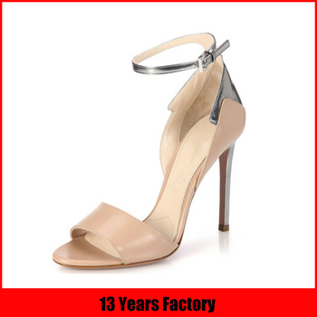 2015 fashion women elegant italian high heel dress shoes