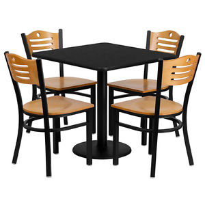 2015 Foshan wholesale restaurant table and chairs for sale