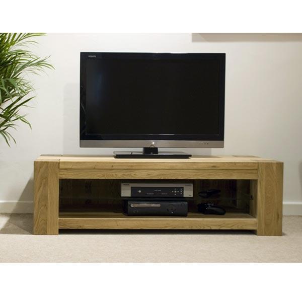 Oak TV Unit