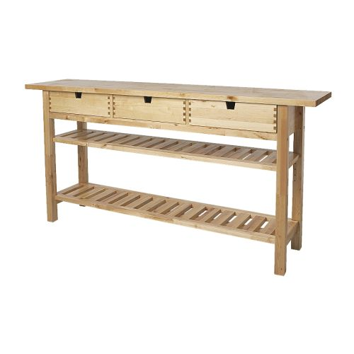 wholesale made in China solid wood buffet table