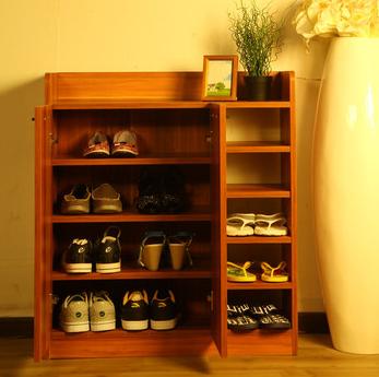 Home use Furniture Chipboard Shoe Rack