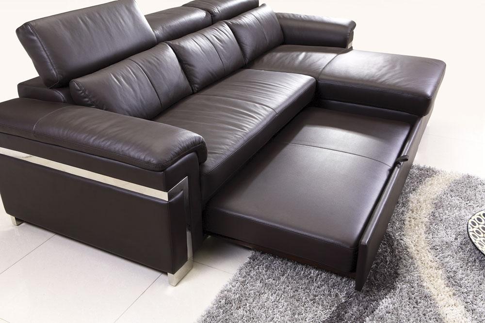 Leather Sofa Bed Model 2015 ( Lovinna Enterprise )