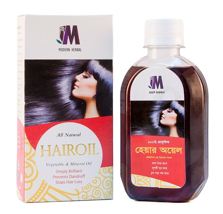 Modern Hair Oil