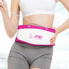 Massager Body Slimming Belt, Body Strong Fitness Equipment with Massager Multifunction