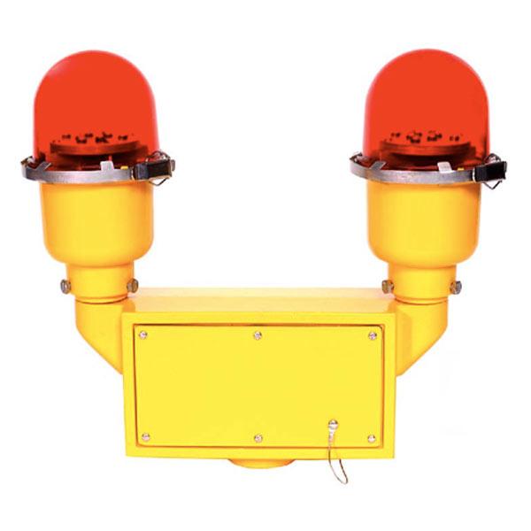 LED Dual Aviation Obstruction Light