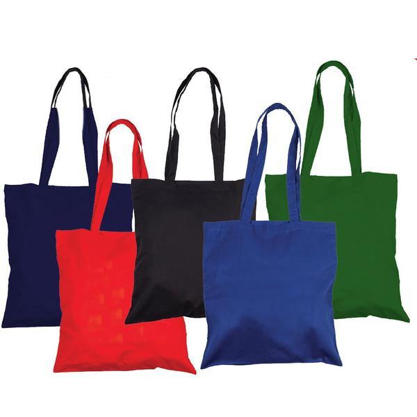 Stock Cotton Shopping Bag