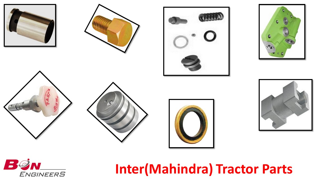 Inter(Mahindra)Tractor Parts