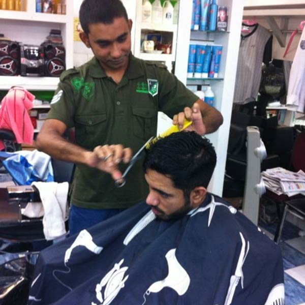 Bangladesh Barber
