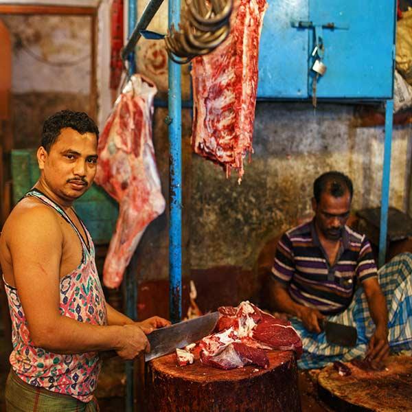 Butcher Bangladesh