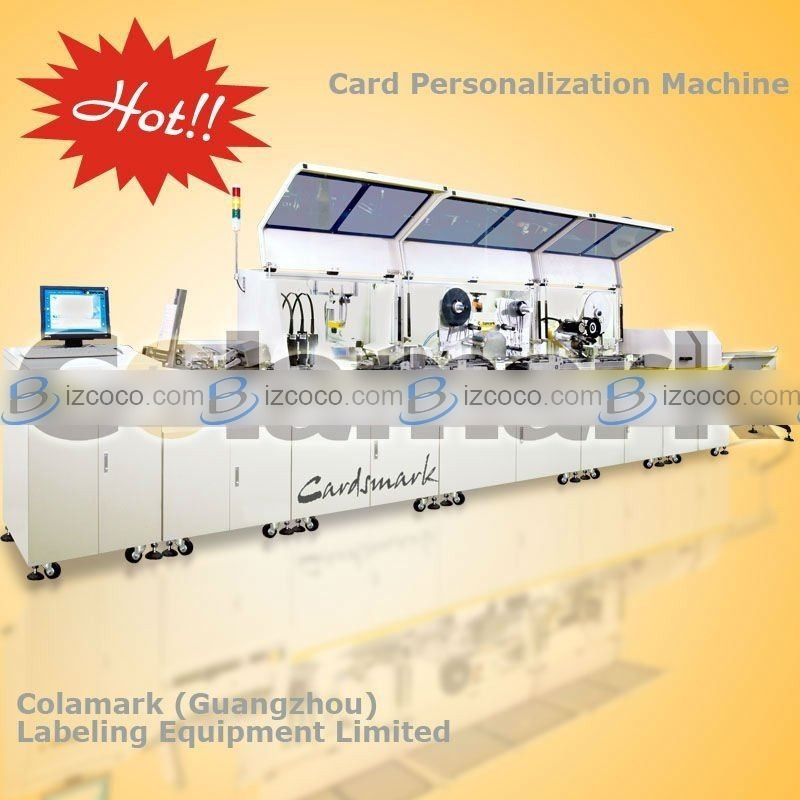 Colamark A11 Syringe Labeling Machine