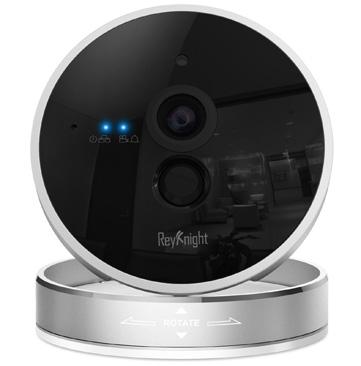 720P WIFI Home USE Smart Camera With PIR Alarm