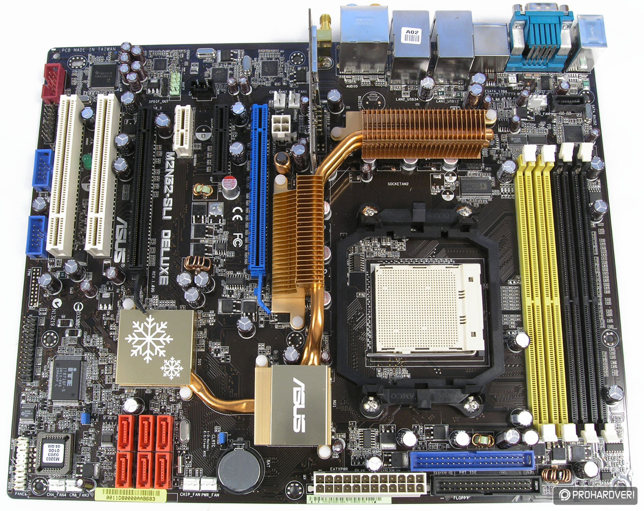Hot! Server motherboard mainboard M2N32 WS PRO For ASUS