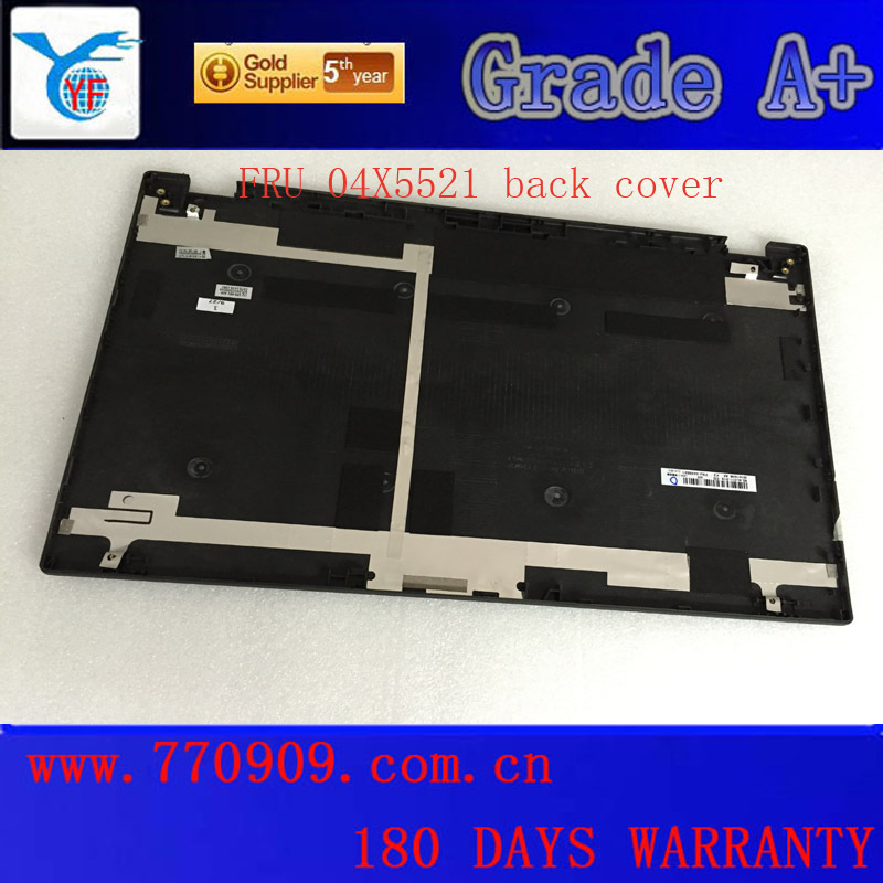 Laptop Parts for X220T High quality Laptop Top LCD Back Cover PN 60.4KJ05.012 FRU 04W1772