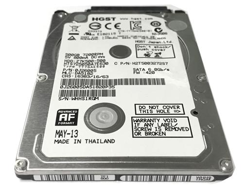 "wholesale 2.5"" 7200rpm SATA 6Gb/s 32Mb HTS725050A7E630 hard disk"