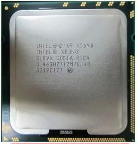 Intel XEON X5690 3.46G/12M 1366 needle official version